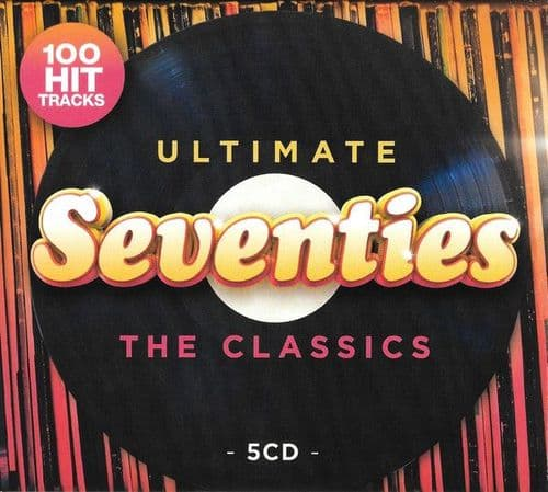 Various<br>Ultimate Seventies The Classics<br>5CD, Comp